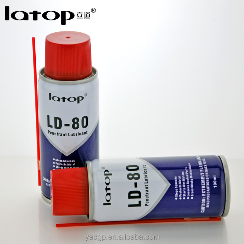 penetrant for industrial parts lubircant