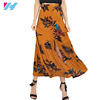 Latest Design High Waist Boho Floral