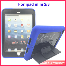 OEM Tough shockproof hard tablet case For Ipad mini 2 3