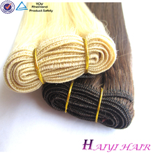 Wholesale Double Drawn Very Thick Remy Hair weft sealer for hair extensions