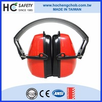HC709 made in Taiwan ce en352-1 ansi s3.19 safety ppe equipment cheap earmuff manufacturer