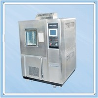 programmable high/low damp heat test chamber