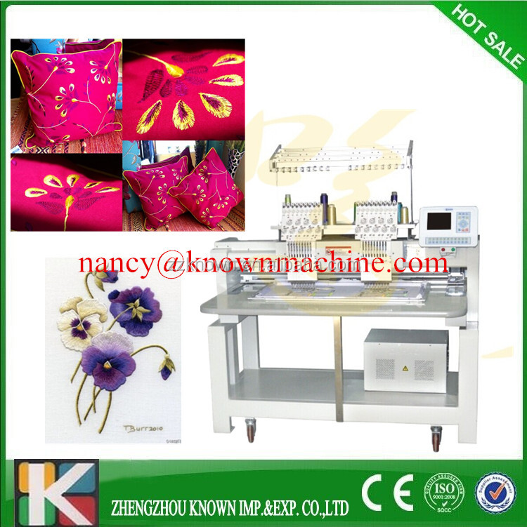 industrial tajima embroidery machine in high speed for sale