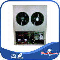 Air water cooled fresh food keeping cold room condenser unit