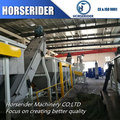 PP/PE film industrial plastic washing line/machine prices
