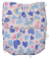soft love baby cloth diaper Reusable Baby Nappy Diapers