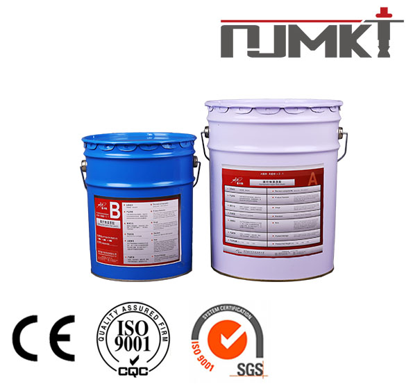 NJMKT epoxy bonding adhesive, epoxy resin concrete adhesive for carbon fiber fabric