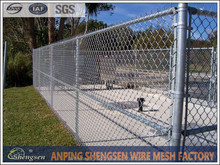Alibaba recommend Anping factory 1 inch chain link fence 9 gauge chain link fence chain link fencing china ISO9001