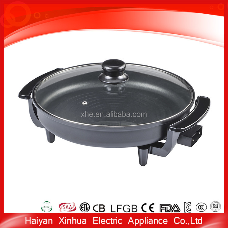 Chinese assured trade new design microwave frying pan