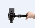 Black Friday FeiyuTech 3-axis black gimbal SPG mobile gimbal for Apple 7/6/5 Samsung GoPr o 5/4/3