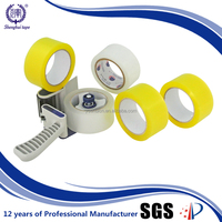 Free Sample 48Mm X 40M Strongest Transparent Sellotape