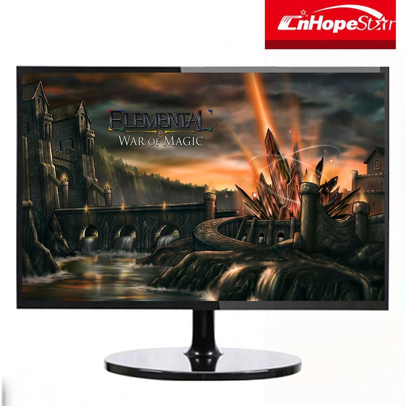 1080p cheap 23 inch desktop led tv monitor for gaming pc