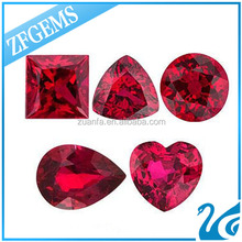 good polishing fancy shape bangkok ruby price in jewelry trading companies
