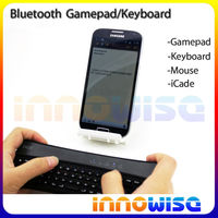 Bluetooth keyboard gamepad for mini ipad iphone5