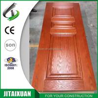 China cheap door Internal 3 panel wood door design