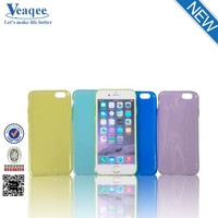 Veaqee hot offer colorful soft tpu pudding case for iphone 6s