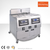 hot sell China professional manufacturer fryer groundnut frying machine