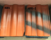 Special Cheap Price Interlocking Tile Kerala Roof Tiles for Indian Market