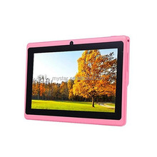 NEW 7'' Tablet Allwinner A33 Quad Core tablet pc Wi-Fi Android 4.4 Kids Tablet