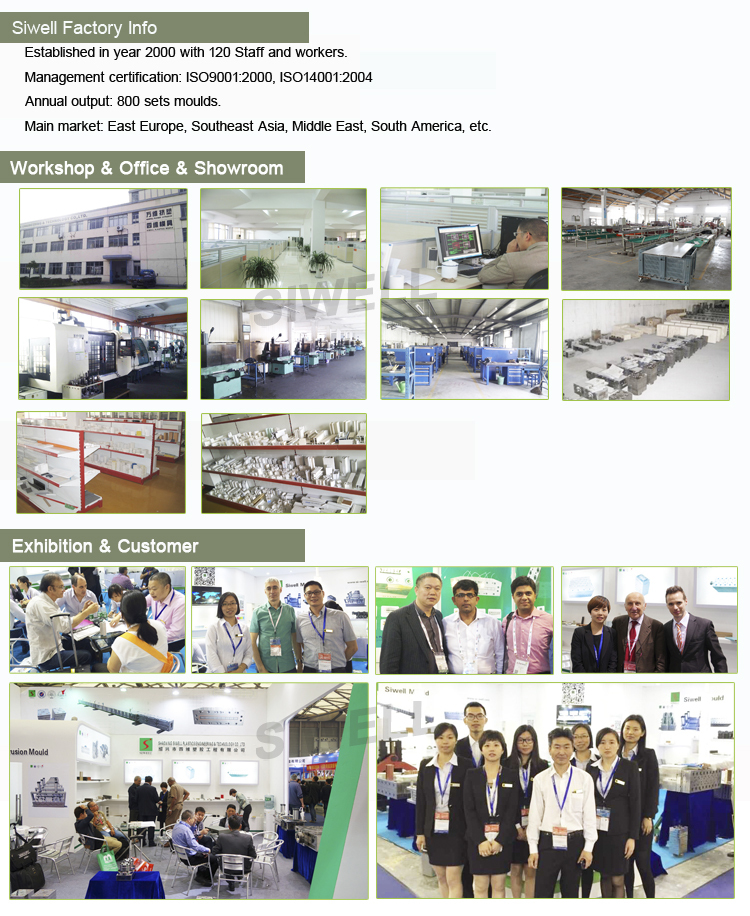Waste water treatment PE media mould