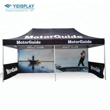 Weather Resistant Advertising Flea Market Stretch Tents For Events
