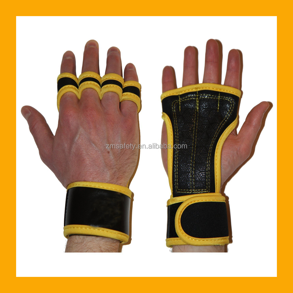 Personalized Fitness Gloves: Custom Printing Fingerless Workout Gloves With Wrist