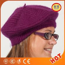 Wholesale Women Cheap Adult 100 Acrylic Knit Winter Slouch Beanie Cap