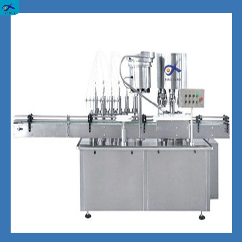 Matural mineral water/steam water/soda filling machine for bottles