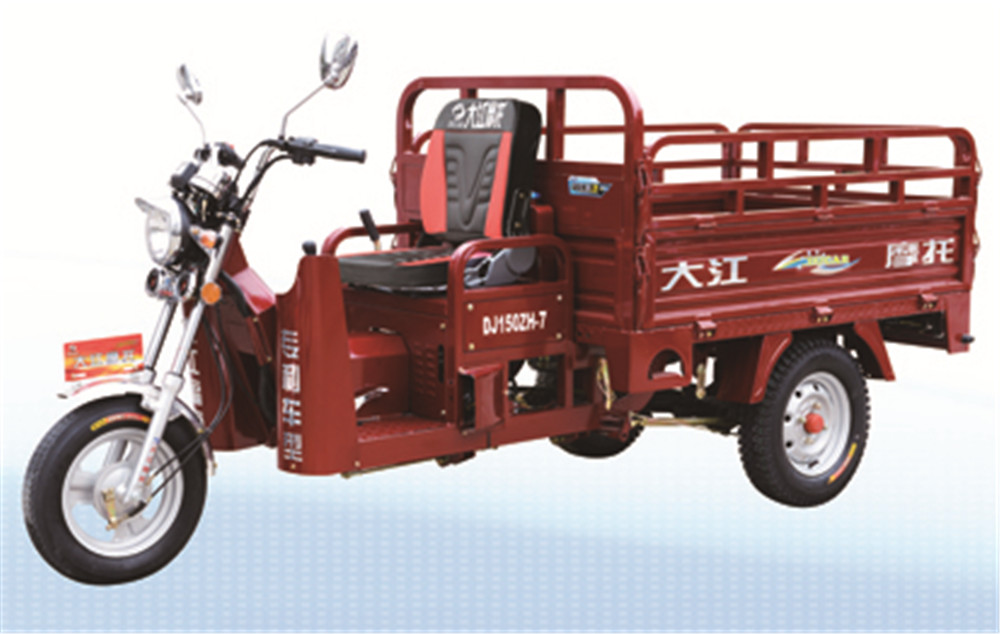 hydraulic cargo tricycle for cargo with bargaining price