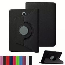 360 Degree Rotating Stand Litchi Leather Cover Case for LG G Pad 8.0 4G V490