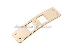 Guangzhou Hardware factory Metal Label for Fancy Shoes