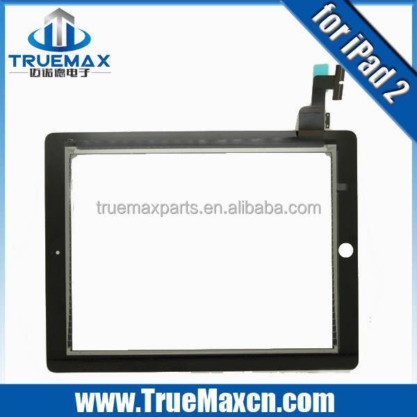Replacement For Ipad 2 Touch Screen With Digitizer White/black