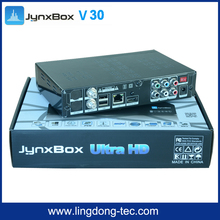 Type and High Definition Digital JYNXBOX Ultra HD V30 for North America