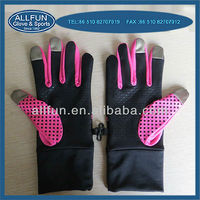2013 Fashion new design pretty super soft useful winter screen touch gloves