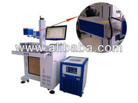 Diode-Pumped Nd: Yag Laser Marking Machine