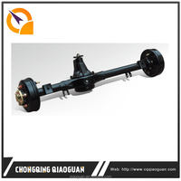 2017 New Design Chongqing China Made Heavy loading Assisting Tricycle Rear Axle Spare Parts