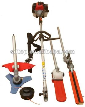 gasoline multifunction machine 4 in 1