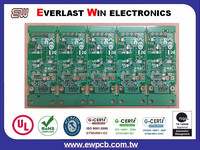 Halogen Free Double Sided Printed Circuit Board