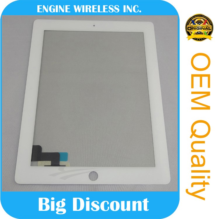Hot sale new products for apple ipad 2 touch screen/digitizer