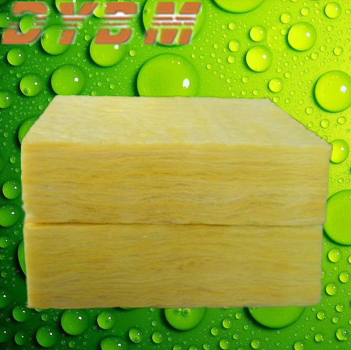 thermal resistance acoustic insulation glass wool materials