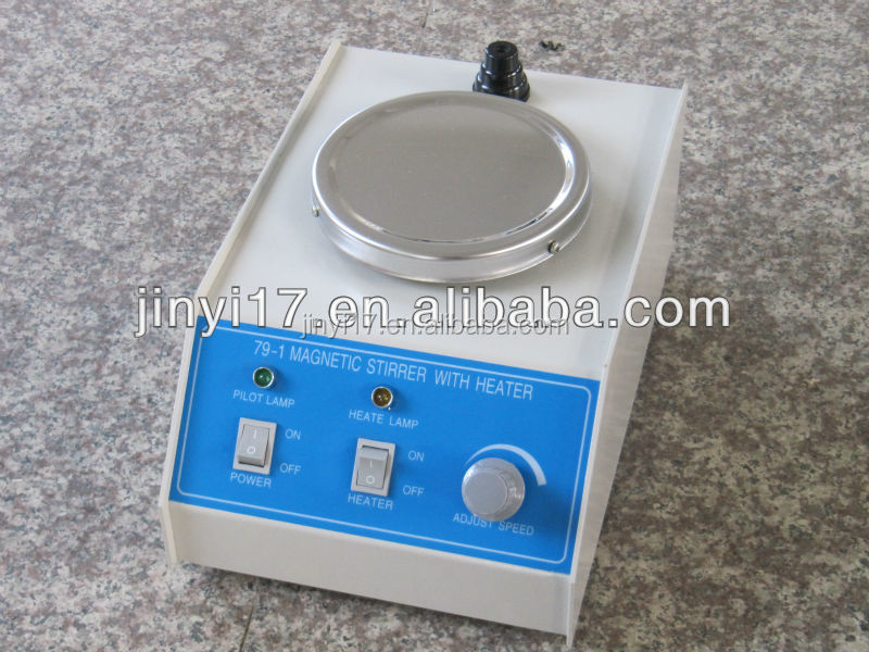 79-1 Laboratory Magnetic Stirrer With Heater