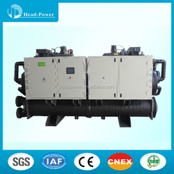 HWWL Series 60HZ Screw Type Water Cooled Chiller