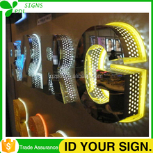 High Lighted Back- lit Led Sign