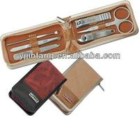 Mini manicure set Nail clipper manicure set with wallet