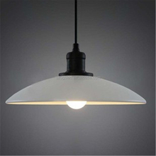 Hot selling black&white lampshade pendant light/reading room decorative chandelier