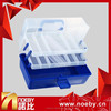 NOEBY multi-purpose clear plastic tackle boxes