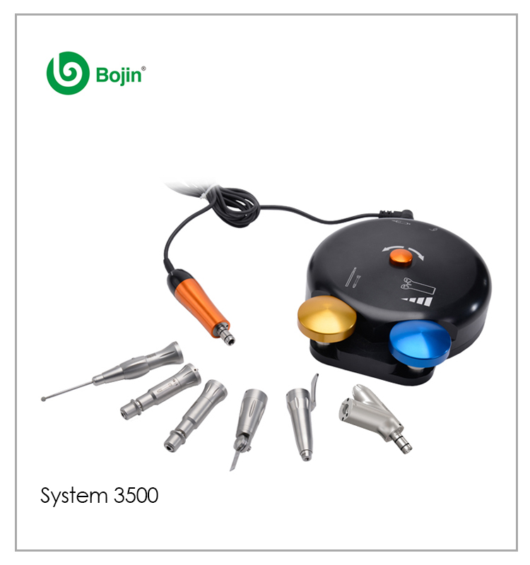System3500 Micro Type Surgical Power Tools