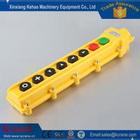 Hoist remote controller 8 buttons