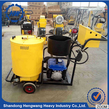 honda diesel generator road construction crack cleaning machine