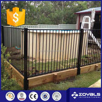 Galvanized Temporary Movable Pool Fence